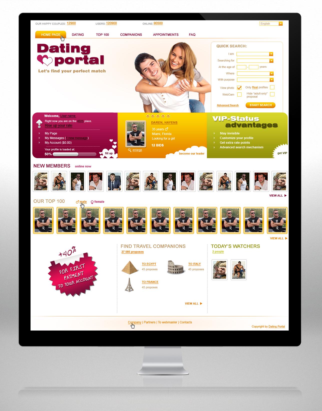 Dating portal Østerrike