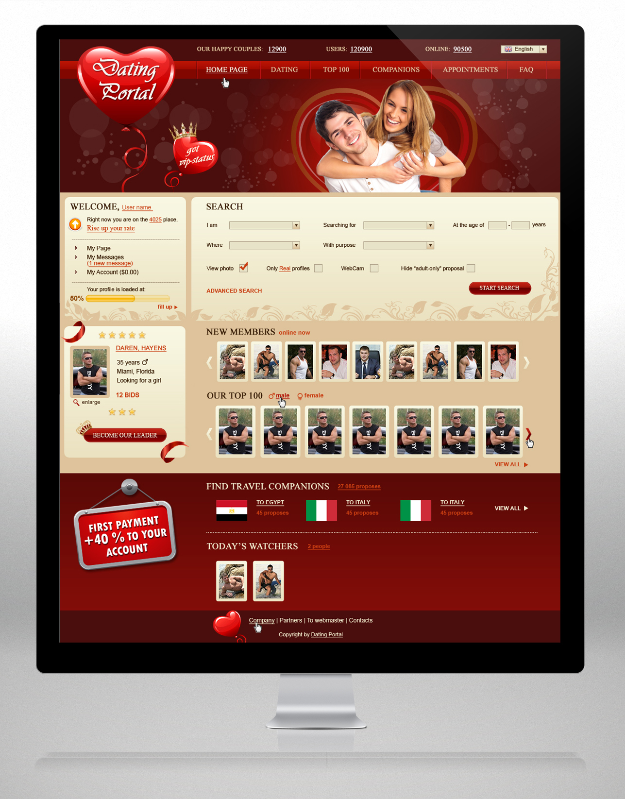 Dating heartbeat site